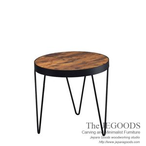 Hair Drop Side Table