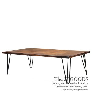 Hairpin Rustic Coffee Table