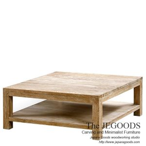 Kotak Pesagi Rustic Coffee Table