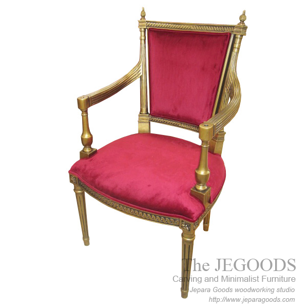 kursi antique french furniture,jepara antique french furniture,jual mebel antik jepara,kursi model french antique,gold leaf carving chair,french chair gilt finish,kursi model gold leaf antik,finishing gilt furniture jepara,antique reproduction furniture gilt jepara