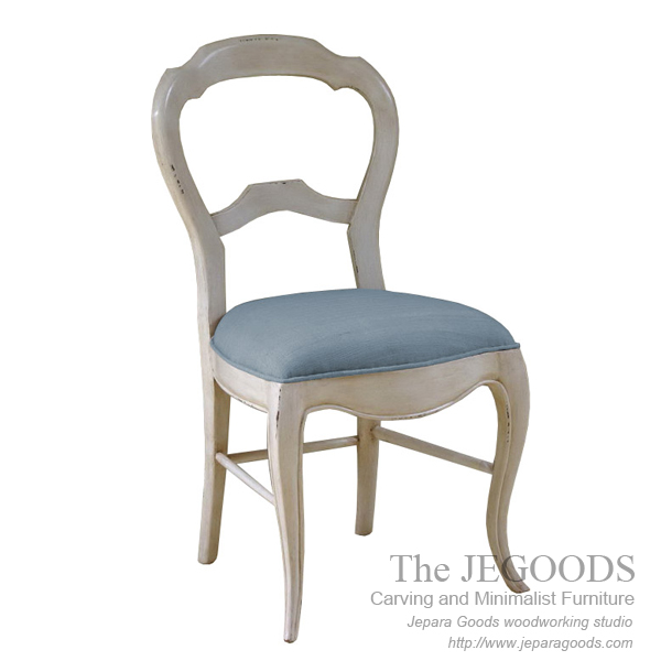 kursi shabbychic jepara,model kursi shabby chic vintage,jual kursi vintage jepara,produsen kursi shabby chic jepara,antique reproduction furniture jepara,antique dining chair jepara indonesia,antique french furniture jepara exporter indonesia