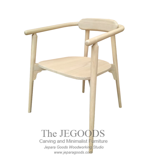 Scandinavian Danish Chair Design Manufacturer Jepara Goods Indonesia