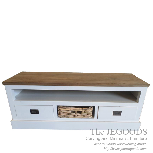 buffet white painted rustic furniture jepara,white painted furniture jepara,buffet rustic painted jepara,furniture painted antique jepara,buffet rattan basket,jepara white painted furniture,antique reproduction painted jepara goods