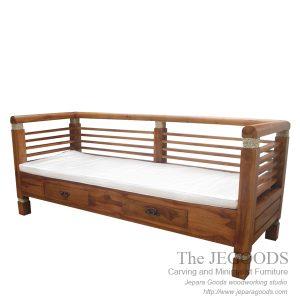 Panjang Bench Teak Jepara