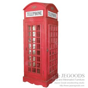 Telephone Boot Rack Union Jack